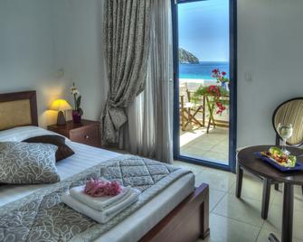 Porto Koufo Hotel - Sarti - Bedroom