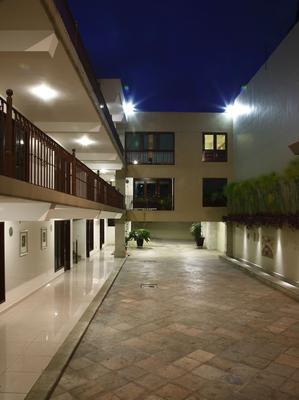 Casa de las Flores Hotel - Oaxaca - Vastaanotto