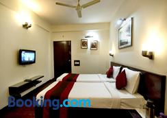 Crystal Inn - Āgra - Phòng ngủ