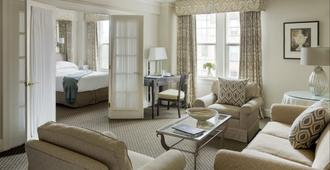 The Eliot Hotel - Boston - Vardagsrum