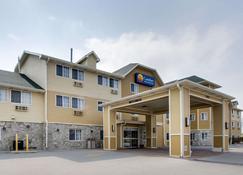 Comfort Inn & Suites Bellevue - Omaha Offutt Afb - Bellevue - Building