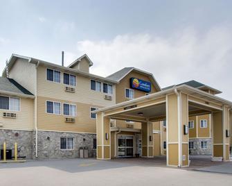 Comfort Inn & Suites Bellevue - Omaha Offutt Afb - Белвью - Здание