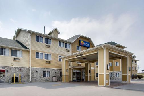Comfort Inn & Suites - Bellevue - Gebäude