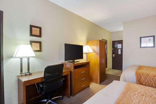 Comfort Inn & Suites - Bellevue - Schlafzimmer