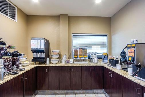 Comfort Inn & Suites - Bellevue - Buffet