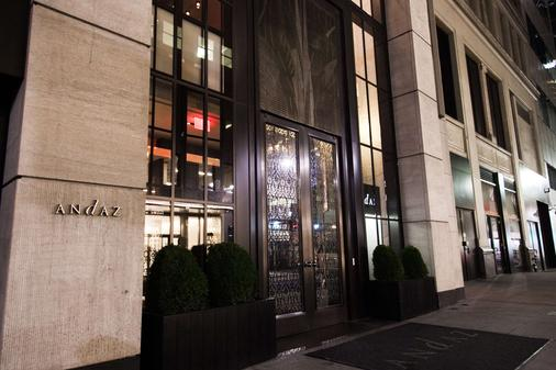 Andaz 5th Avenue - New York - Gebäude