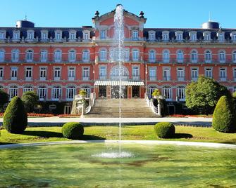 Vidago Palace - Відаго - Будівля