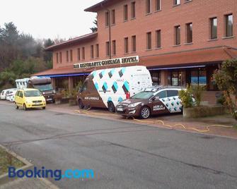 Hotel motel residence Gonzaga - Cantello - Gebäude