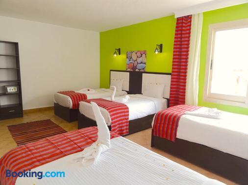 Naama Blue Hotel - Sharm el-Sheikh - Bedroom