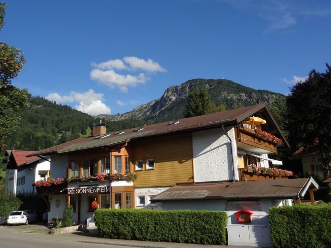 Ferienhotel Sonnenheim - Oberstdorf - Building