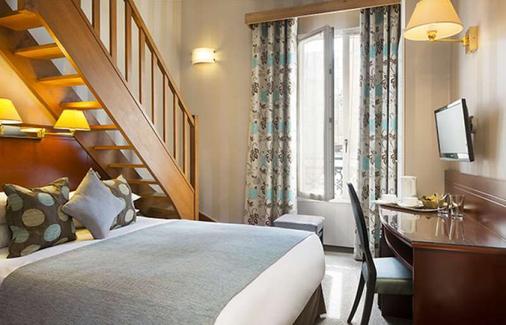 Hôtel Espace Champerret - Levallois-Perret - Bedroom