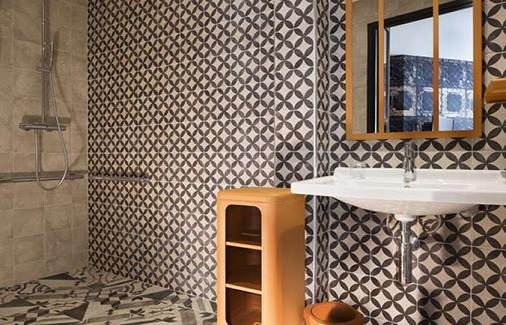 Hôtel Espace Champerret - Levallois-Perret - Bathroom