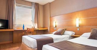 Hotel Posadas de España Málaga - Málaga - Bedroom