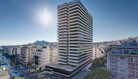 President Hotel - Athene - Gebouw