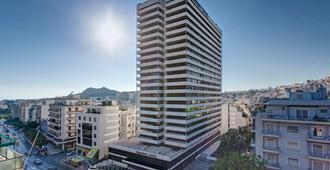 President Hotel - Atene - Edificio