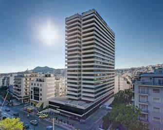 President Hotel - Athens - Building