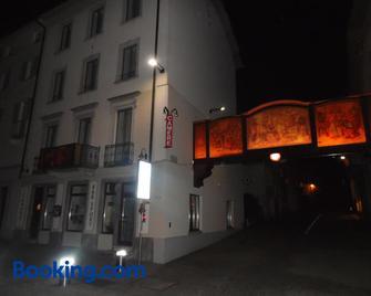 Garni Bar Sport - Mendrisio - Gebäude