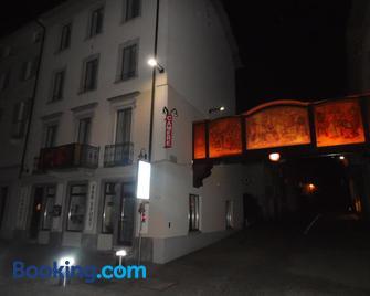 Garni Bar Sport - Mendrisio - Building