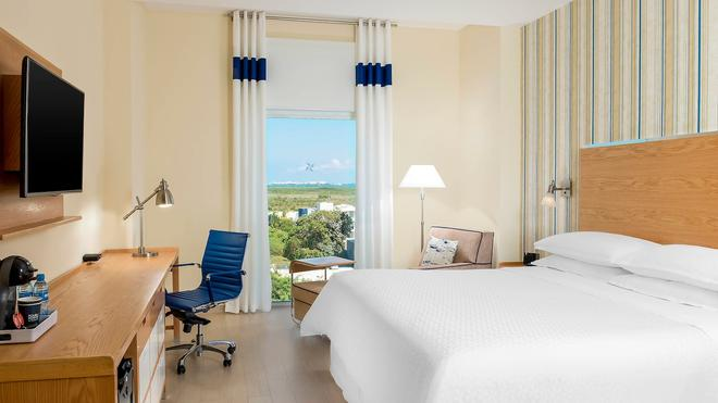 Four Points by Sheraton Cancun Centro - Cancún - Phòng ngủ