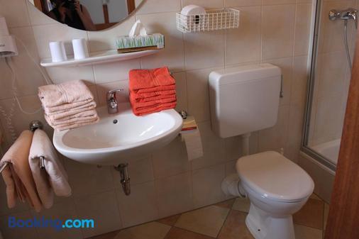 Landgasthof Hotel Sauer - Willingen (Hesse) - Bathroom