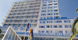 Catalonia Las Vegas - Puerto de la Cruz - Toà nhà