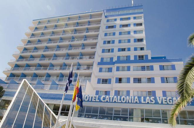 Catalonia Las Vegas - Puerto de la Cruz - Κτίριο