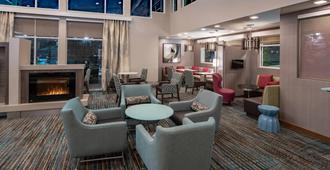Residence Inn by Marriott Dallas at The Canyon - Dallas - Lounge
