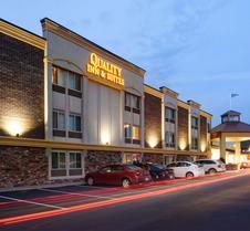 Quality Inn & Suites Starlite Village Conference Center