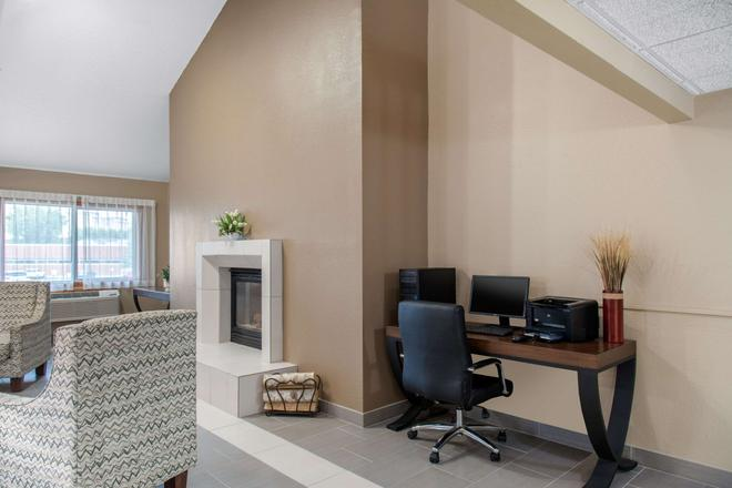 Quality Inn - Rochester - Business centre