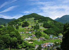 Tougenkyo-Iya-no-Yamazato - Miyoshi - Vista del exterior