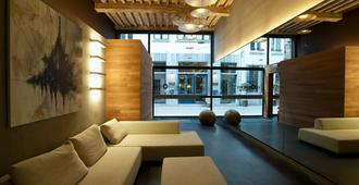 Hotel Matelote - Antwerp - Lobby