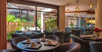 Hotel La Pergola - רומא - מסעדה