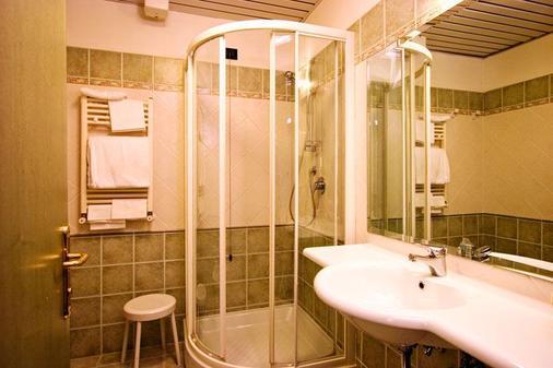 Hotel La Pergola - Rome - Bathroom