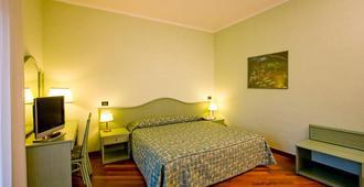 ホテル ラ ペルゴラ - ローマ - 寝室