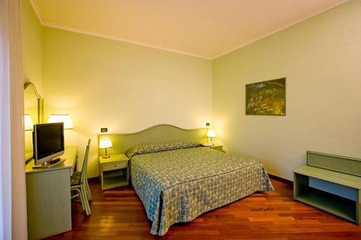 Hotel La Pergola - Rome - Bedroom
