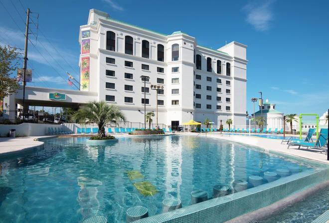 Margaritaville Hotel Vicksburg - Vicksburg - Piscina