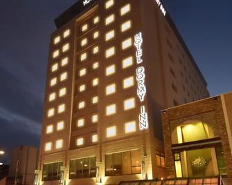 Dormy Inn Obihiro Natural Hot Spring - Обігіро - Будівля