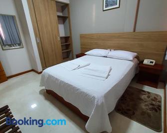 Guaratur Hotel - Linhares - Bedroom