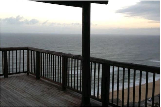 Durban Beach Accommodation - Durban - Balcony