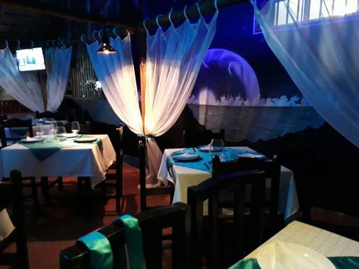 Luz De Luna Hotel & Spanish Restaurant - Boca Chica - Ravintola