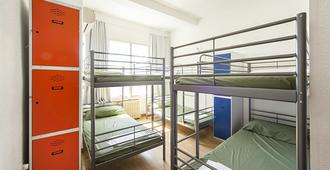 Madrid Motion Hostels - Madrid - Camera da letto