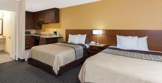 Days Inn Mission Valley Qualcomm Stadium/ SDSU - San Diego - Schlafzimmer