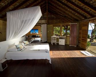Anjiamarango Beach Resort - Nosy Be - Schlafzimmer
