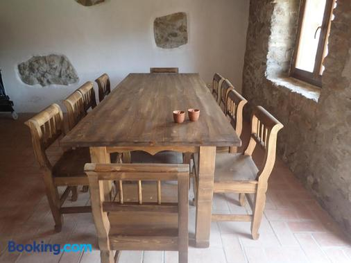 Boldogkohaz - Boldogkőváralja - Dining room