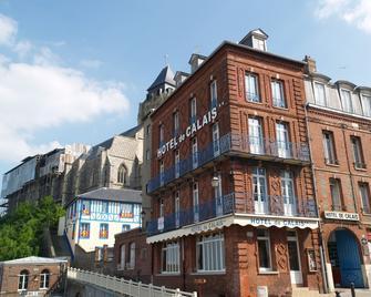 Hotel De Calais - Le Tréport - Building