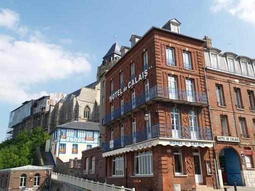 Hotel De Calais - Le Tréport - Edificio