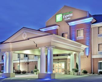 Holiday Inn Express Hotel & Suites Urbana-Champaign - Урбана - Building