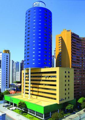 布里斯托爾巴西 500 酒店 - 古里提巴 - 庫里提巴 - 建築