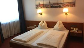 Hotel Carmen - Múnich - Habitación