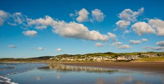 The Beach House Hostel - Woolacombe - Outdoor view